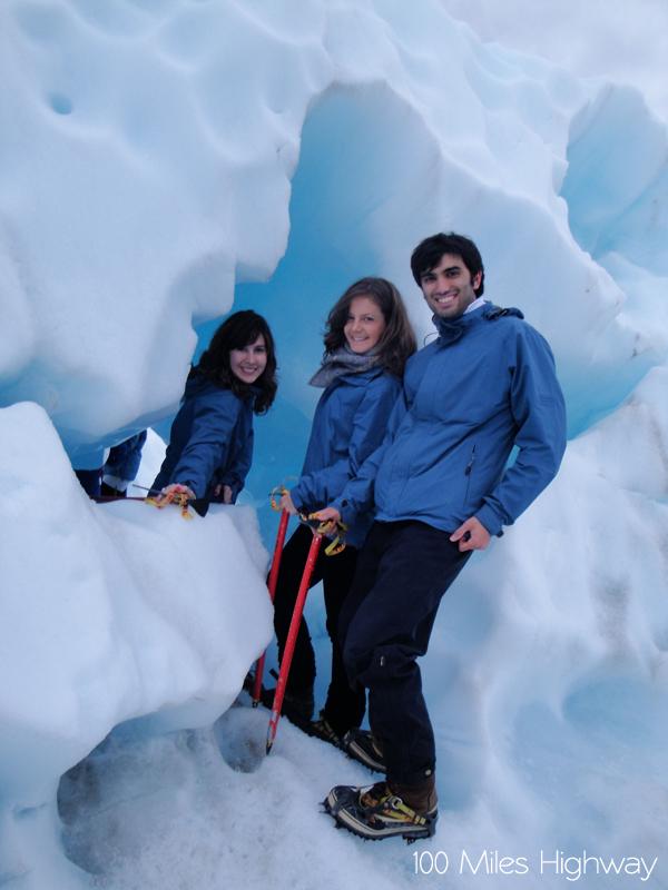 Glacier Hiking, Franz Joseph, New Zealand