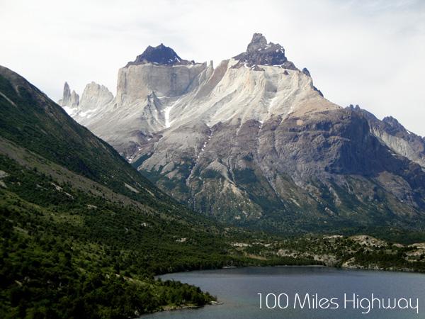 Hiking Valle Frances, Torres del Paine, Chile