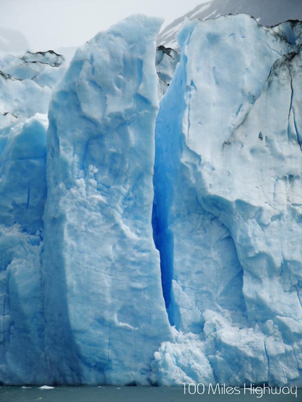 Glaciers in Argentina
