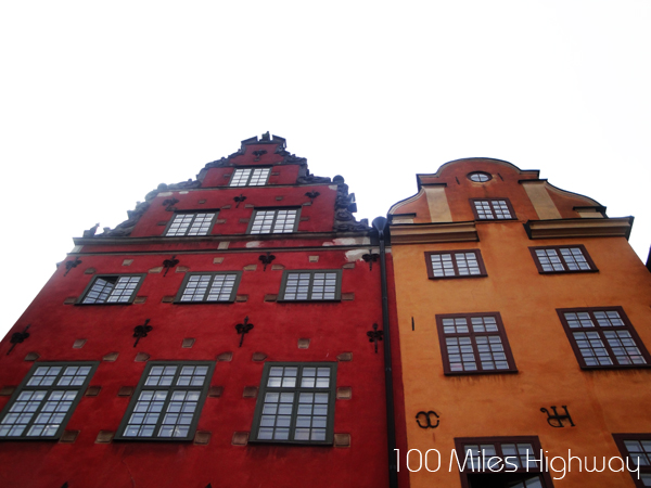 Stortorget Square in Gamla Stan, Stockholm