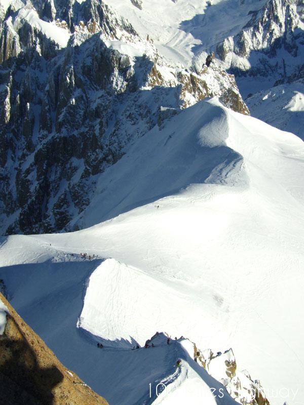 Aiguille du Midi, Chamonix (France)