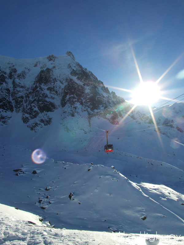 Aguille du Midi, Chamonix (France)