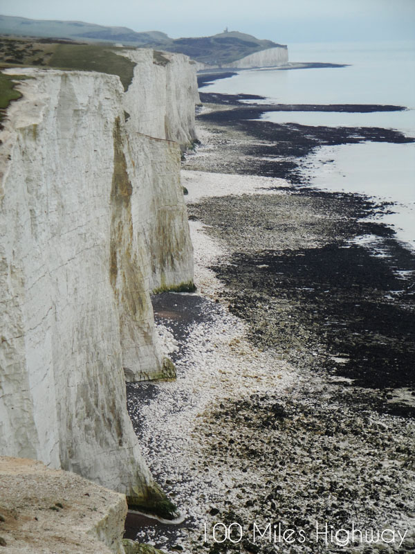 Hiking Seven Sisters, UK