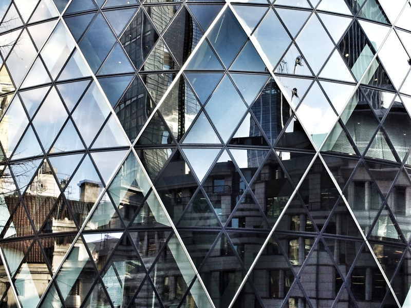 30 St Mary Axe, London (UK)