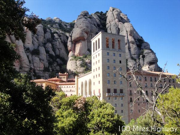 Montserrat, Catalonia (Spain)