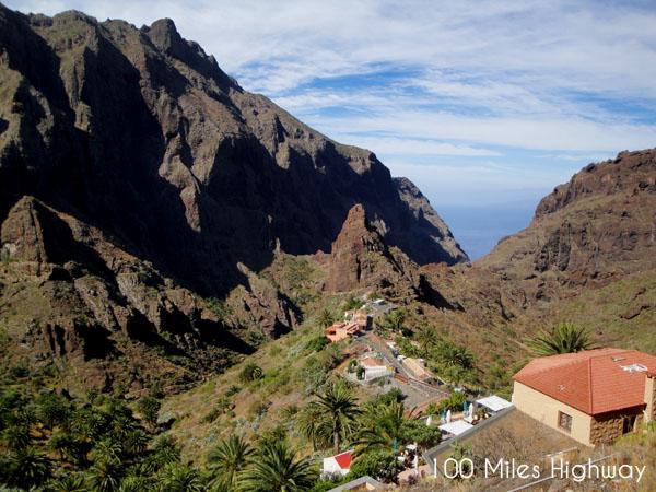 Masca Ravine, Tenerife (Spain)