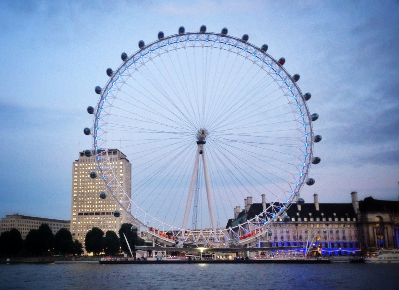 London Eye, London (UK)
