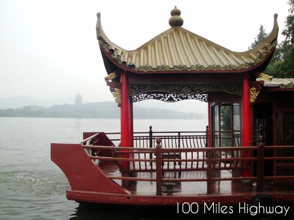 West Lake, Hangzhou (China)