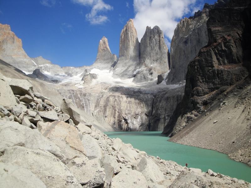 Mirador Las Torres, Torres del Paine (Chile)