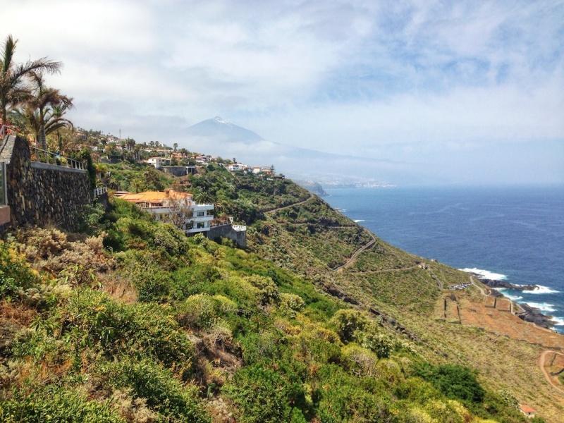 Sendero Las Breñas, El Sauzal (Tenerife - Canary Islands)