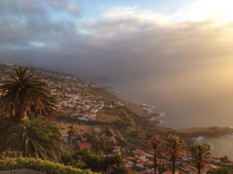 Terrazas del Sauzal, Tenerife (Spain)