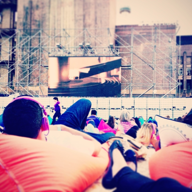 The Power of Summer - Outdoor Cinema, London