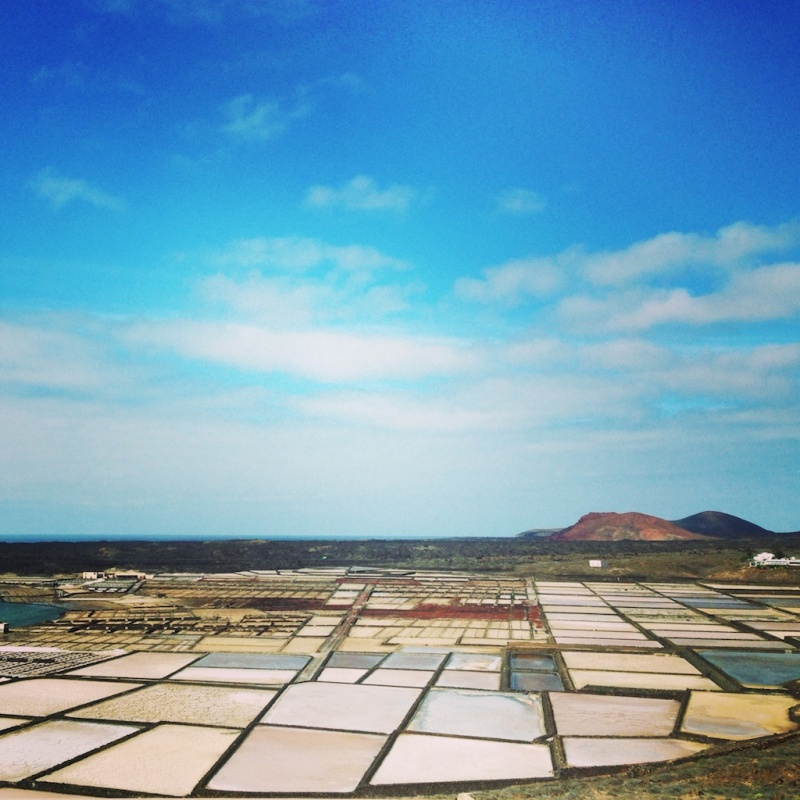 Las Salinas, Lanzarote (Canary Islands)