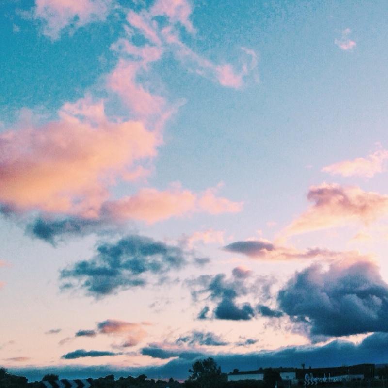 The Sky in La Rioja (Spain)
