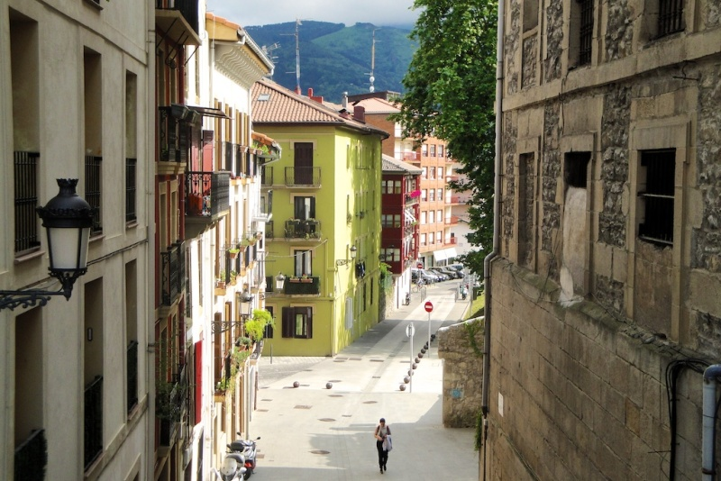 Irún, Basque Country (Spain)