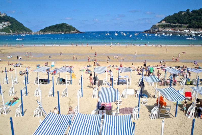 San Sebastián, Basque Country (Spain)
