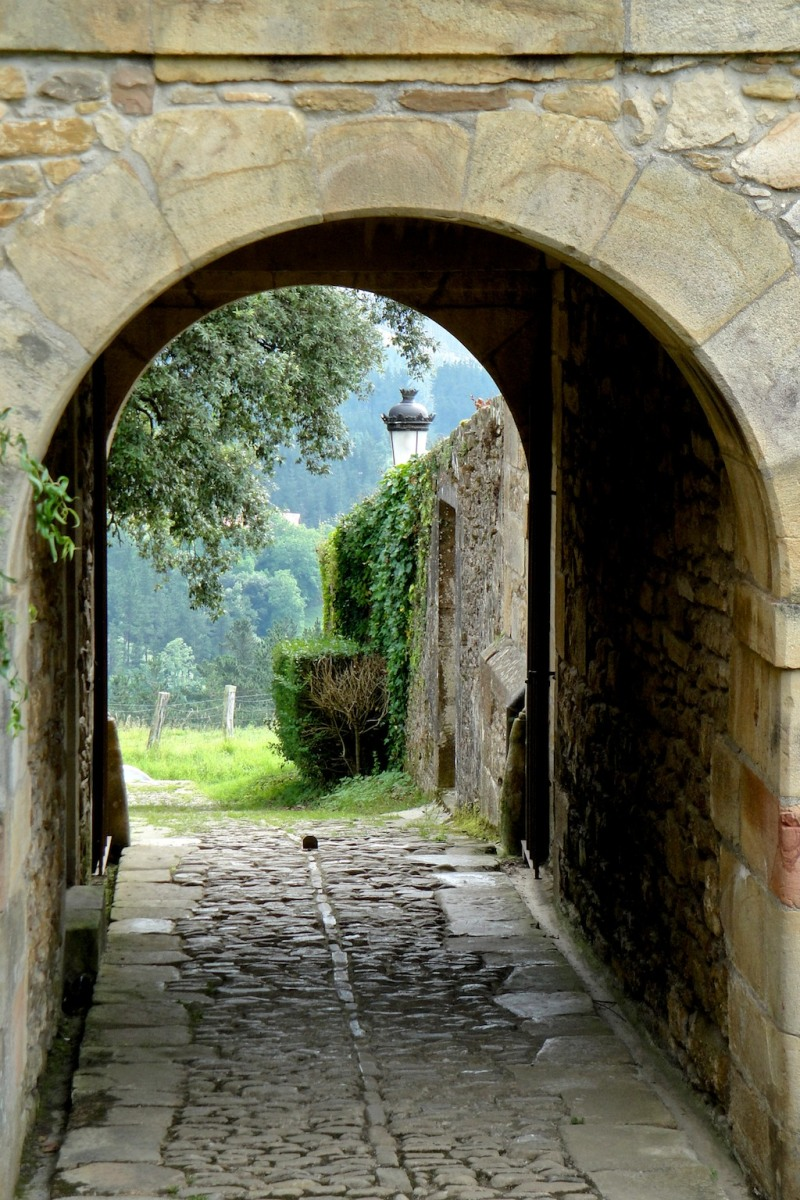 Monasterio de Zenarruza, Basque Country (Spain)