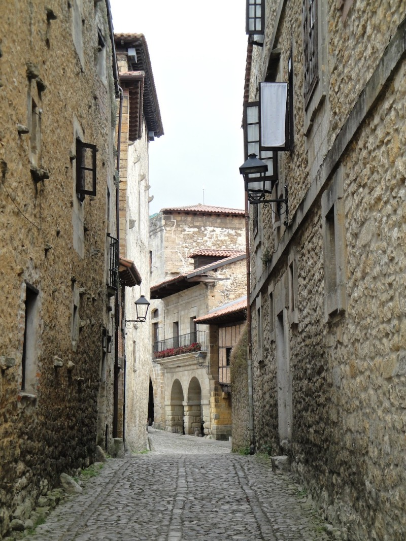 Santillana del Mar, Cantabria (Spain)