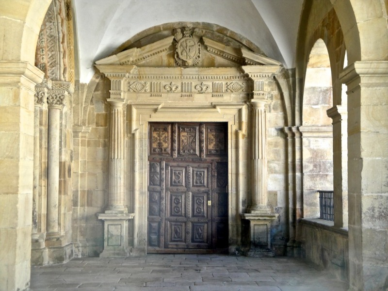 Monasterio de San Salvador, Asturias (Spain)