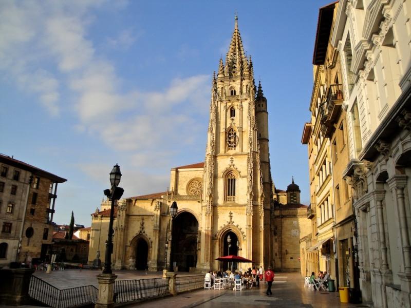 Catedral de Oviedo, Asturias (Spain)